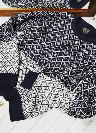 Скидки на все свитера!! пуловер джемпер свитер с принтом