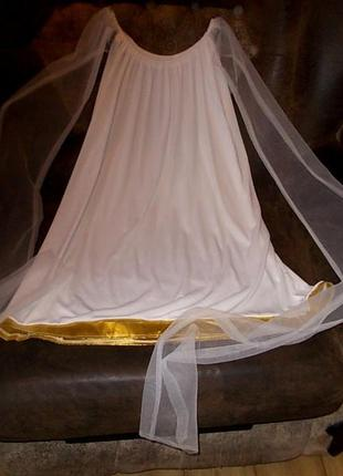 Маскарадное платье - туника для ангела