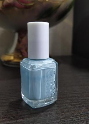 Essie, оригинал! голубой лак для ногтей, сша
