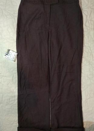Очень классные теплые штаны брюки) дефект!-