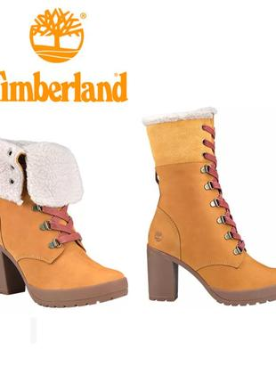 Ботинки 2 в 1 timberland camdale fold-down boots оригинал сша америка