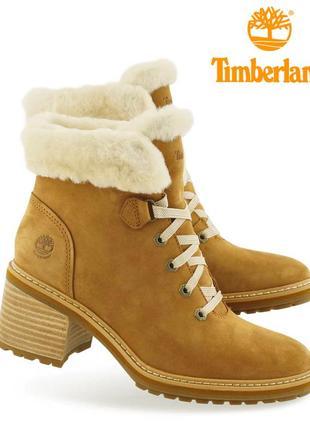 Ботинки водонепроницаемые timberland sienna оригинал сша америка