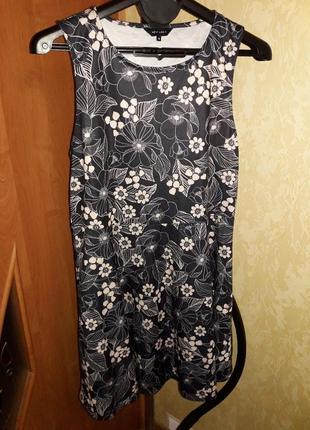 Платье а-силуэта 18 размер