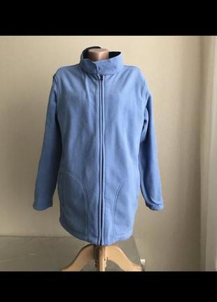 Курточка кофта двухсторонняя