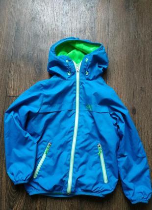 Ветровка, лёгкая весенняя курткочка 6 лет, осень