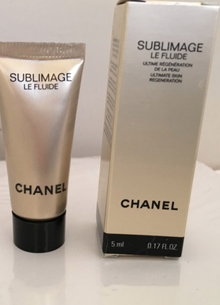 Флюид chanel sublimage le fluide
