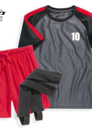 110-116,  футбольный костюм на мальчика от crane