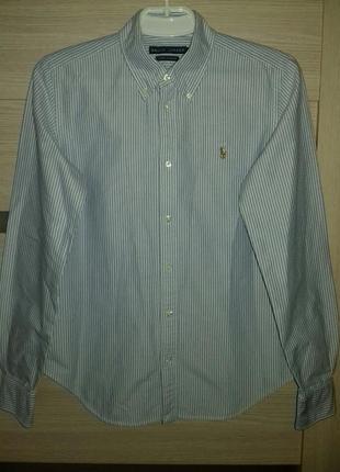 Стильная рубашка polo ralph lauren
