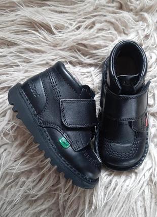 Ботинки на мальчика kickers 25p