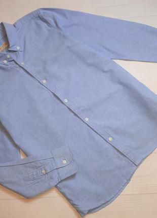 Рубашка zara 11-12  лет
