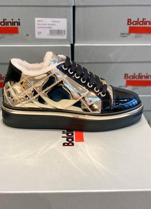 Женские ботиночки baldinini 37-й