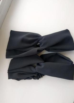 Повязка  чалма тюрбан ободок для волос