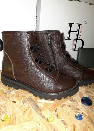 Зимние ботиночки new!!!!🆕