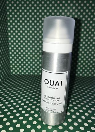 Текстурирующий спрей для объёма волос ouai