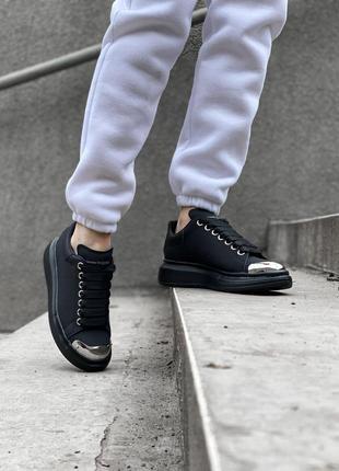 Шикарные женские эксклюзивные кроссовки alexander mcqueen 😍 (весна/ лето/ осень)