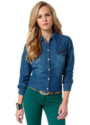 Джинсовая рубашка джинсовка джинсова рубашка