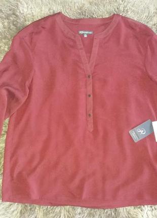 Жіноча блуза із сша. adrianna papell.