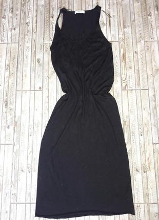 Платье zara длинное летнее