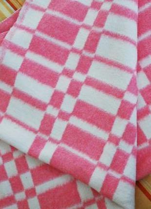 Одеяло байковое детское ссср