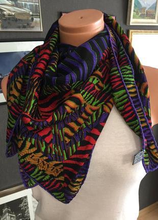 Lanvin шелковый платок