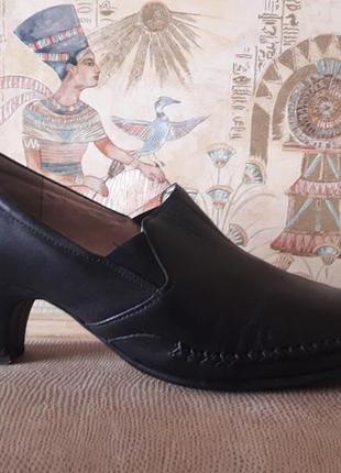 Baden англия кожаные туфли мягкие и удобные 38-38,5