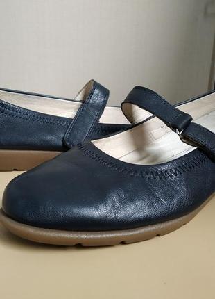 40 p. medicus кожаные мягкие туфли мокасины балетки