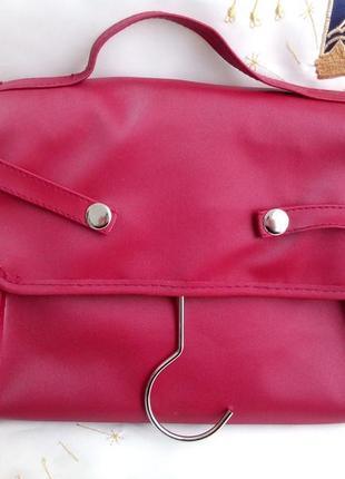 Косметичка (сумка, органайзер дорожный), водонепоницаемая, виниловая