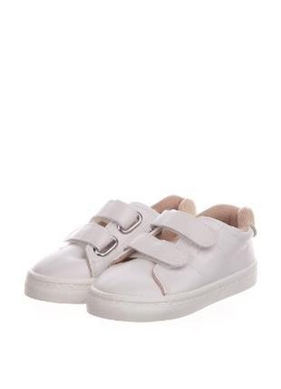 Белые кроссовки h&m