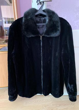 Новая шуба lili furs натуральный мех