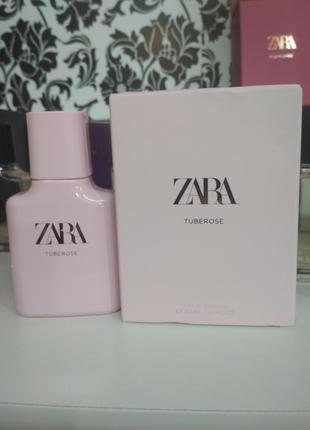 Жіночі парфуми zara tuberose 30ml