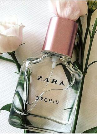 Жіночі парфуми zara orchid 30ml