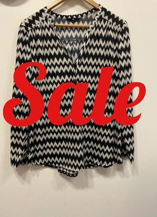 Блуза h&m #546. 1+1=3🎁