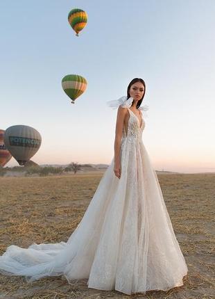 Свадебное платье eva lendel (crystal)