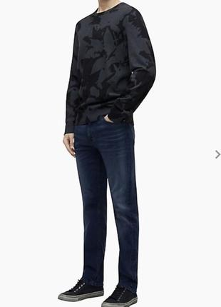 Джинсы мужские calvin klein jeans straight кельвин кляйн оригинал