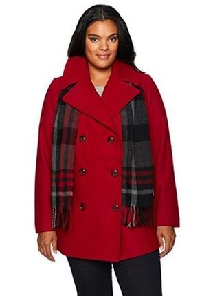 Деми пальто 54 размер