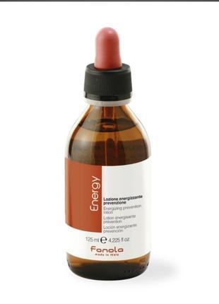 Лосьон против выпадения волос fanola energy anti hair loss lotion  125ml