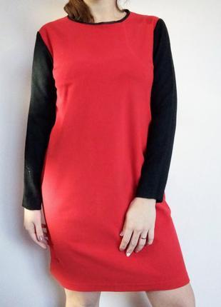 Тепле флісове плаття/ підійде для вагітних/ теплое платье/ флис/ для беременных