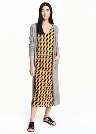 Платье сарафанчик  h&m m/l