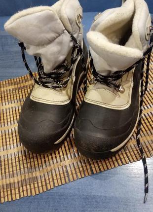 Итальянские ботинки мужские резиновые