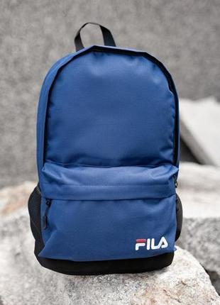 Рюкзак фила 42х30см синий, fila blue