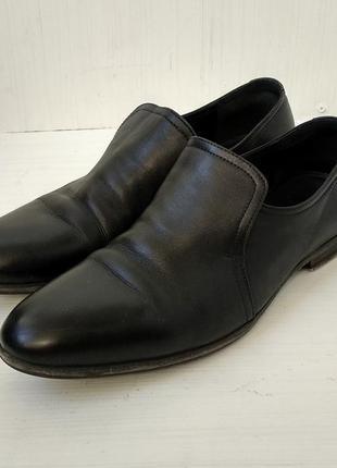 Туфли от carlo pazolini кожаные