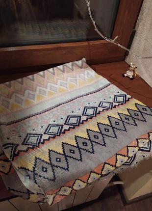 Легкий шарф-палантин от samaya