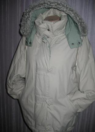 Пуховая курточка pur et simple,