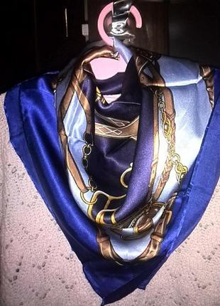 Шелковый  платок gardeur