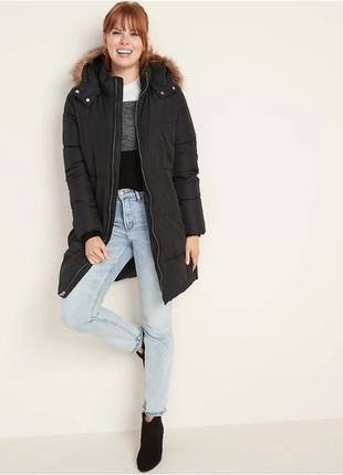 Old navy. теплая, легкая, зимняя куртка, пальто с капюшоном, пуховик