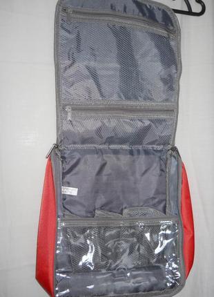 Косметичка (сумка, органайзер дорожный), водонепроницаемая