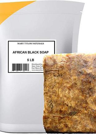 Африканское черное мыло 2,26 кг сша