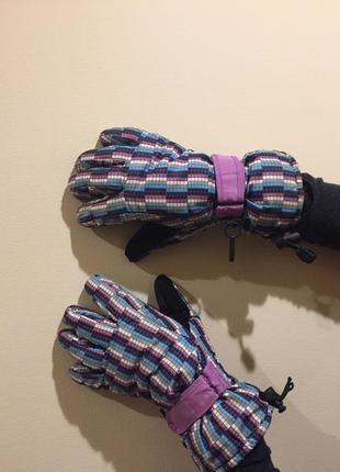 Перчатки crivit