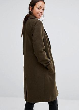 Пальто new look😍. женское теплое пальто. утепленное пальто (тренч, плащ). trench coat