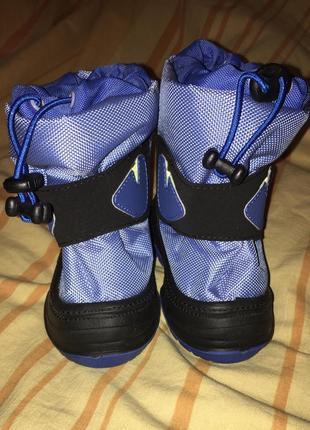 Ботинки , сноубутсы, дутики, сапоги alisa line